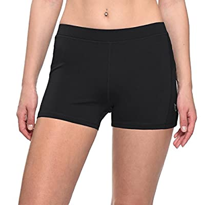 "Baleaf Women's 3"" Training Volleyball Gym Shorts"