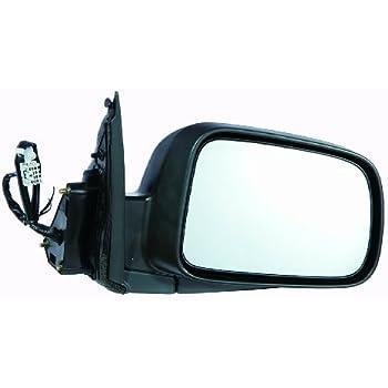 Depo 317-5417R3EBH Honda Civic Passenger Side Textured Heated Power Mirror