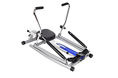 Stamina 35-1215 Orbital Rowing Machine with Free Motion Arms from Stamina