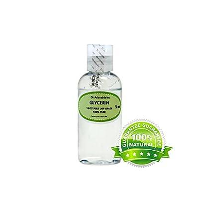 Glycerine / Glycerin Vegetable Usp Grade 100% Pure by Dr.Adorable 5 Oz