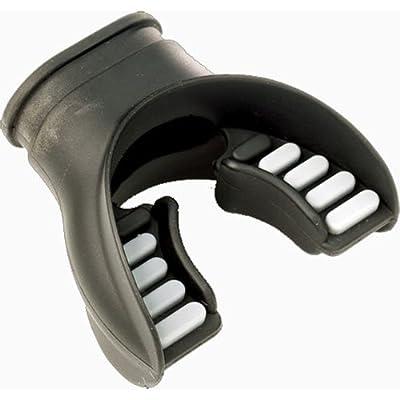 Atomic Comfort Fit Regulator Mouthpiece Black without Zip Tie