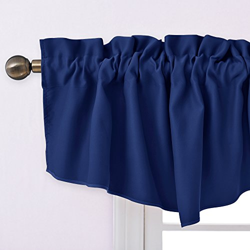 Review Navy Blue Ascot Window