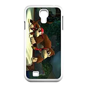 Samsung Galaxy S4 9500 Cell Phone Case White Donkey Kong Country Tropical Freeze LV7043905