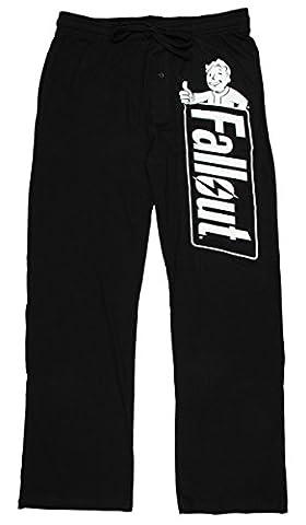 Fallout 4 Men's Lounge Pajama Pants (XX-Large)