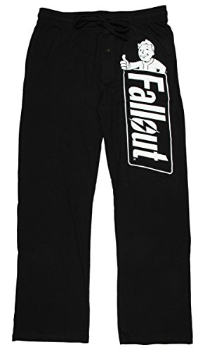Fallout 4 Men's Lounge Pajama Pants (X-Large)