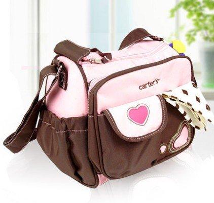 Amazon.com: Carters Baby Bolsa de Pañales Bolsa de bebé de ...