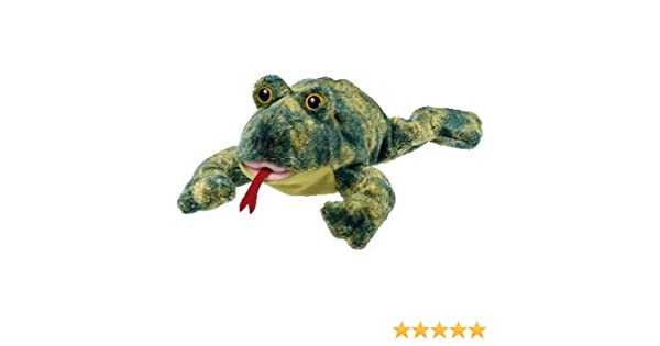 24cbc5886d7 Amazon.com  TY Beanie Baby - CROAKS the Frog  Toys   Games