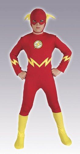 Rubie's Costume Co The Flash Costume, Medium, Medium -