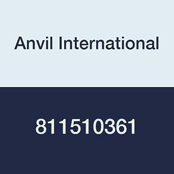 Anvil International 0811510361 Extra Heavy Galvanized