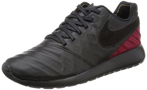 Casual FC Red Black Roshe Shoe NIKE Team Tiempo Men's Black VI wR1xPqFX