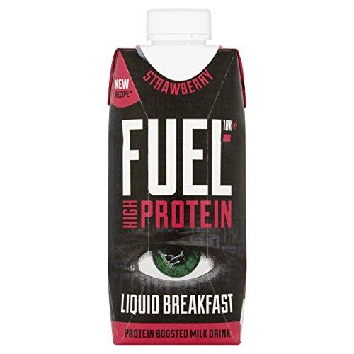 Fuel Liquid Breakfast, Strawberry