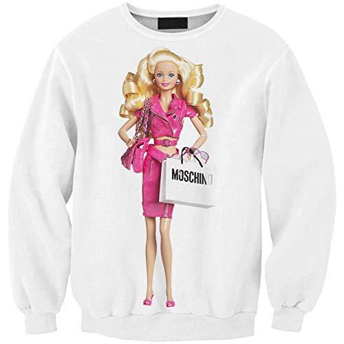 Femme shirt Sweat Multicolore 10 Abchic z8Yxwwq