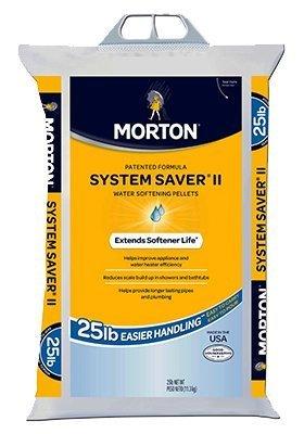 MORTON SALT 1499 25 lb Systemsaver Pellet by Morton Salt