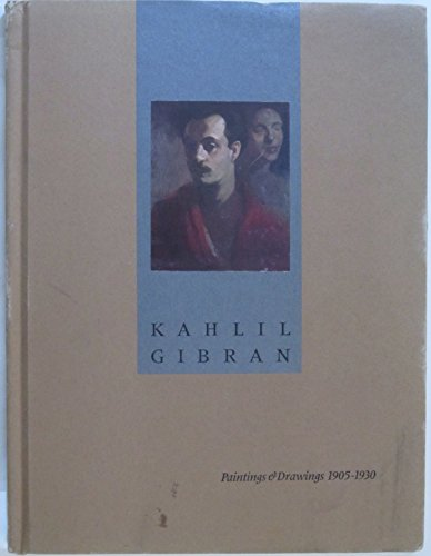 Download Kahlil Gibran: Paintings & drawings, 1905-1930 book pdf