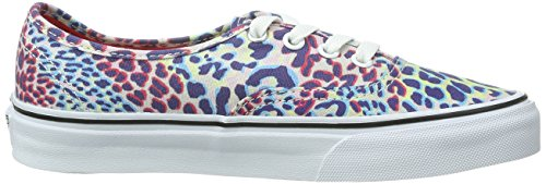Dux Multicolore Sneaker U unisex Leopard adulto Multi AUTHENTIC VSCQ80J Vans zSwg7q