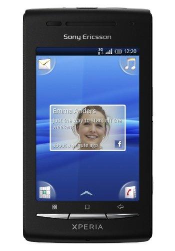 SONY ERICSSON XPERIA X8i (BLACK)/ BRAND NEW ORIGINAL UNLOCKED INTERNATION GSM PHONE (NO WARRANTY) (Sony Ericsson Digital Mp3 Player)