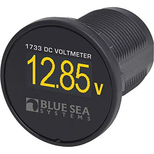 Blue Sea Systems 1733-BSS Mini Digital DA Voltmeter