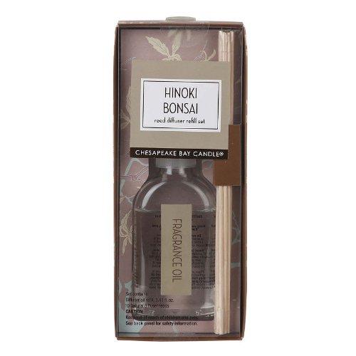 13-pc. Hinoki Bonsai Reed Diffuser Refill Set ()
