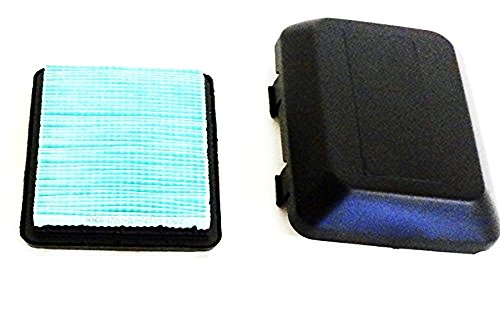 Air Cleaner Element Cover (Honda Air Filter 17211-ZL8-023 and Cover 17231-Z0L-050 Kit)