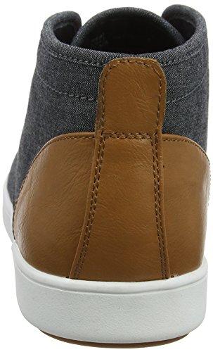 sale store how much for sale Steve Madden Men's Ferrin Sneaker Hi-Top Trainers Black (Black) low price fee shipping cheap price cheap sale shop cheap ebay RQvaq