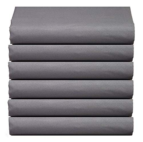 (6-Pack) Luxury Fitted Sheets! Premium Hotel Quality