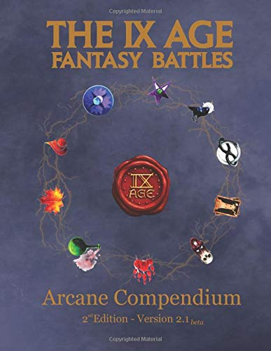 The 9th Age Fantasy Battles Arcane Compendium Slim Edition