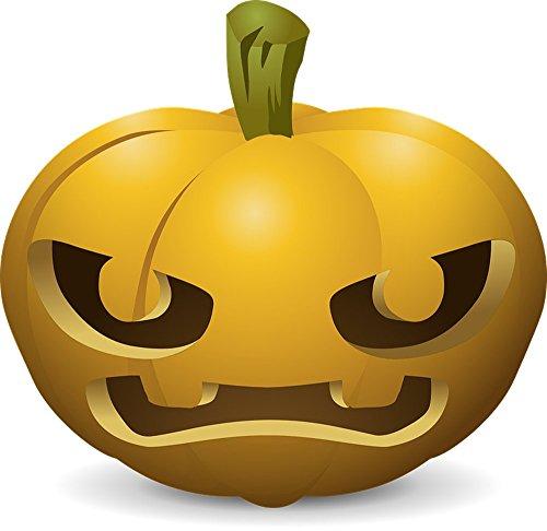 Quality Prints - Laminated 24x24 Vibrant Durable Photo Poster - Carving Pumpkin Plant Crop Autumn Halloween Vegetable Season Art Depiction Graphic Design Artwork Graphic Art Template Creative]()
