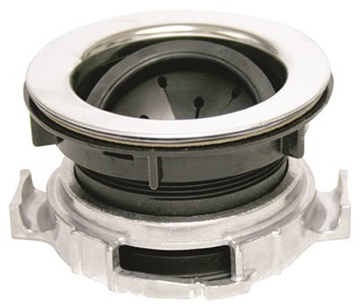 Anaheim 1030 Whirlaway/Ge Sink Flange Assembly, English, Plastic, 4.60 fl. oz., 1'' x 1'' x 1'' by Anaheim
