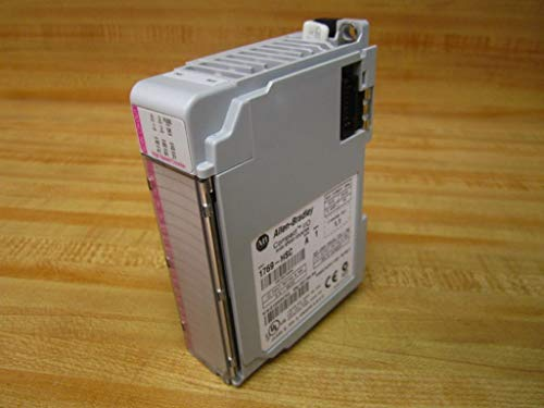 Allen Bradley 1769-If4 1769If4 I/O Module: Electronic Controllers: Amazon.com: Industrial & Scientific