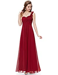 Amazon.com: One Shoulder - Dresses / Clothing: Clothing, Shoes ...