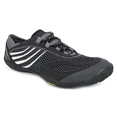 236c6b6f6d Merrell Pace Glove Womens Vibram BareFoot Trainers-Black: Amazon.co.uk:  Shoes & Bags