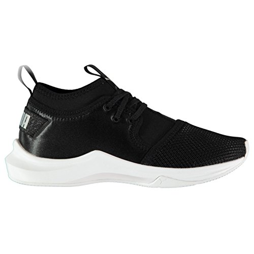 pied course Baskets de femme à Jogging Shoes satiné Noir Puma Official Sneakers Phenom Chaussures Run pour Y4w8xRq