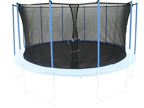 Exacme 6181-EN15C Replacement Netting Inner Trampoline Safety Net Without Poles