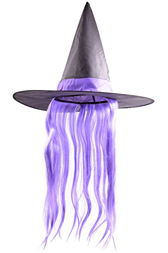 witches hat with wig buyer's guide for 2019