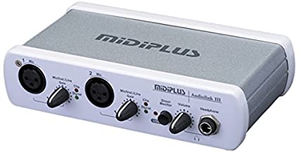MIDIPLUS AUDIOLINK PRO WINDOWS DRIVER DOWNLOAD