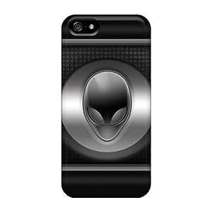 Excellent Design Alienware Carbon Phone Case For Iphone 5/5s Premium Tpu Case Kimberly Kurzendoerfer