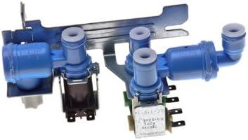 frigidaire valve wiring diagram amazon com frigidaire 242252702 water valve for refrigerator  frigidaire 242252702 water valve