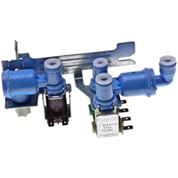 frigidaire water valve for