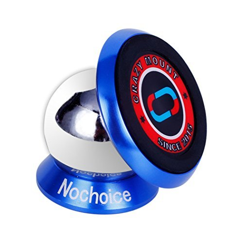 Crazy Mount Magnetic Car Phone Holder Universal Magnetic Car