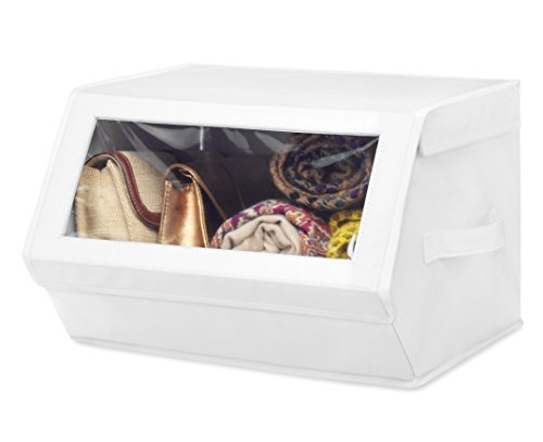 Whitmor Stackable Window Storage Box