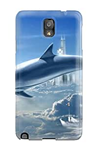 Brooke C. Hayes's Shop New Style 8722162K67693056 Hot Tpye Dolphins Case Cover For Galaxy Note 3