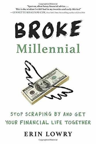 Broke Millennial Scraping Financial Together product image