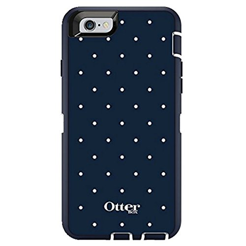 new product a07a7 5ad46 OtterBox Defender GRAPHICS Case for Apple iPhone 6/6s - Classic Dots ...