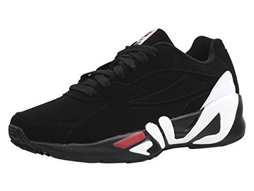 Fila Fila Homme Sneakers Red Black White 1RM00201 Chaussure MINDBLOWER r0qwr5p