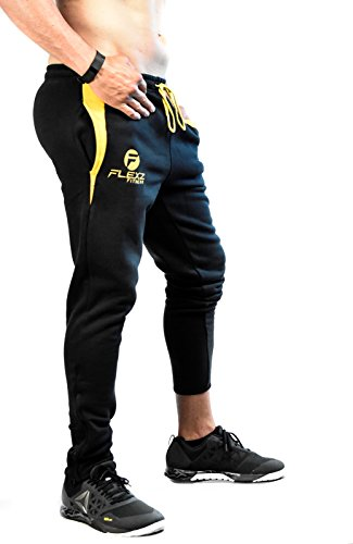 Fitted Sweat Pants | Sweatpants Bodybuilding Pants Joggers Gym