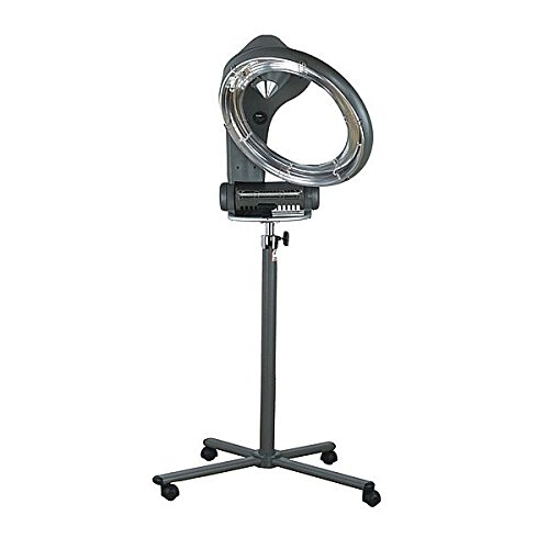 amazoncom orbiting infrared hair dryer standing professional salon hair dryer spa color processor beauty - Hair Color Processor