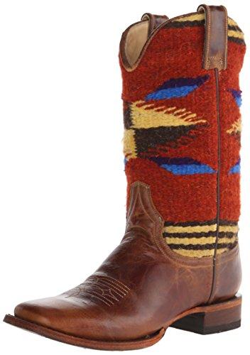 Stetson Western Women's Chocolate Roxanne Boot UrWU8wvq