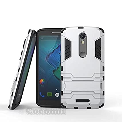 Cocomii Iron Man Armor Motorola Droid Turbo 2/Moto X Force Case New [Heavy