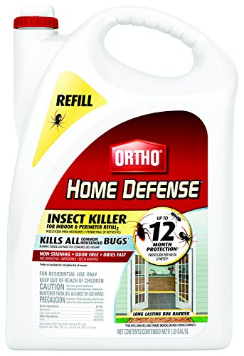 Ortho Home Defense Insect Killer for Indoor & Perimeter Refill 2, 1.33 GAL
