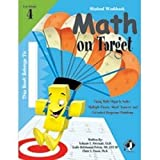 Math on Target for Grade 4, Yolande F. Grizinski, Leslie Holzhauser-Peters, Claire L. Crook, 1592301614